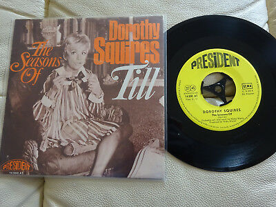 Single - Dorothy Squires - The Seasons Of - Beat Rock Pop Oldies