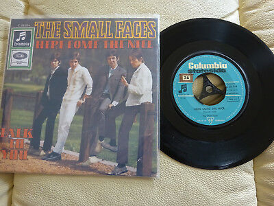 Single - The Small Faces - Here Come The Nice - Beat Rock Pop Oldies