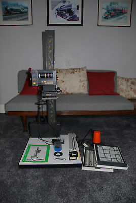 Durst A/C 707: Colour/BW Enlarger