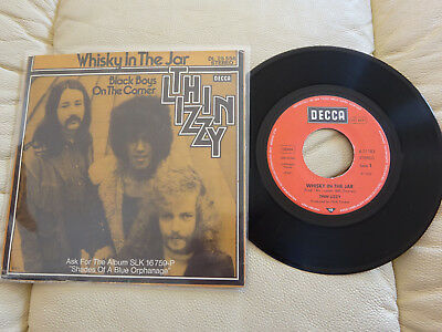 Single - Thin Lizzy - Whisky In The Jar - Beat Rock Pop Oldies