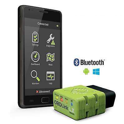 Scantool OBDLink LX Bluetooth : Interface sans fil compatible Android, Windows
