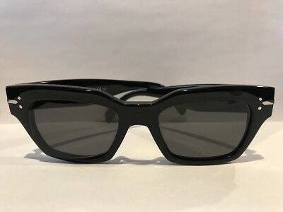 Celine CL 41070/S 807BN Black Sunglasses Made in Italy Authentic
