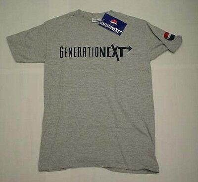 BRAND NEW PEPSI GeneratioNext T-Shirt (Mens M)