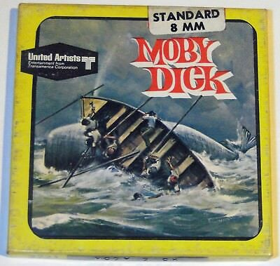 MOBY DICK 8mm film