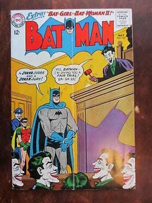 Batman 163  Joker Cover and Appearance