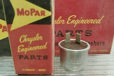 2426865 Flasher, For 2-32 CP, 12V, With Red Mopar Box, Free US Ship ~