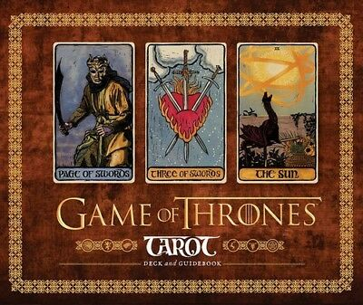 Game of Thrones Tarot [New Misc] Boxed Set, Card
