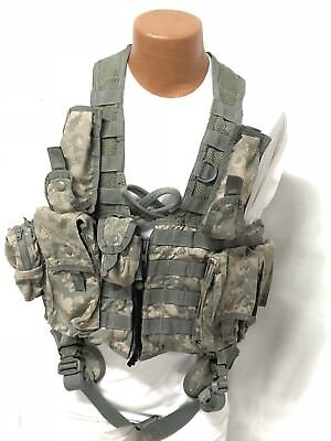 Us Army Military Air Warrior Pilot Aircrew Survival Vest Harness Cobra Buckles
