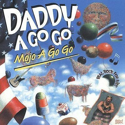FREE US SHIP. on ANY 3+ CDs! NEW CD : Mojo A Go Go - Real Rock For Kids