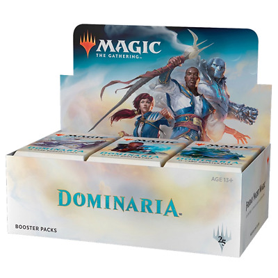 Magic The Gathering Dominaria Booster Box 36 boosters
