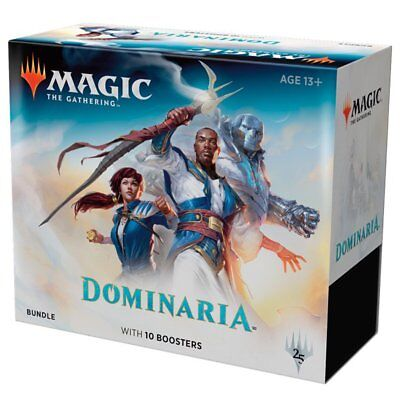 Magic The Gathering Dominaria Bundle 10 Booster Packs (Restock 9th May)
