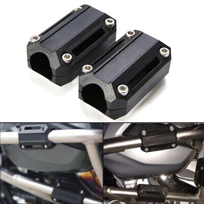 4 Pc 25mm Motorcycle Engine Protection Guard Bumper Decor Block For BMW R1200GS