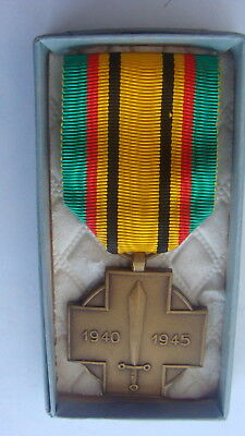 Medaille Militaire Belge 1940-1945