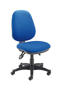 NEW! High Back Operator Chair Blue