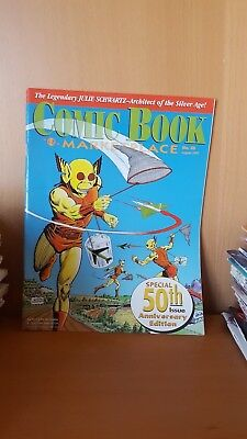 Comic Book Marketplace 50 Schwartz - Captain Comet