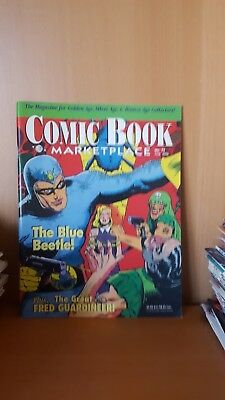 Comic Book Marketplace 79 Guardineer - Blue Beetle