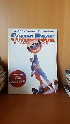 Comic Book Marketplace 90 Lubbers - Patriotism