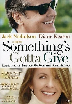 Something's Gotta Give (DVD) DVD