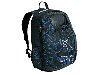 MYSTIC Rucksack  Crown ND Backpack black/blue