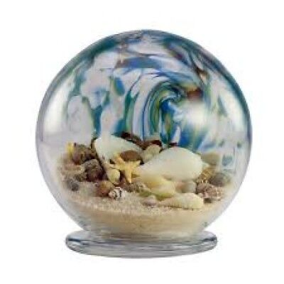 Glass Eye Studio Sea Globe - Abalone-819- Small - Great Piece!