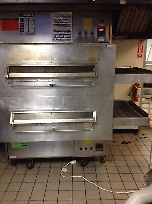 conveyor pizza oven middleby marshall