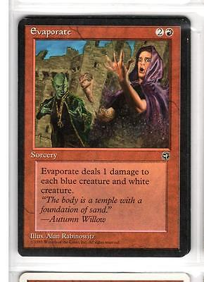 Evaporate - Homelands - UNCOMMON - MTG Magic the Gathering