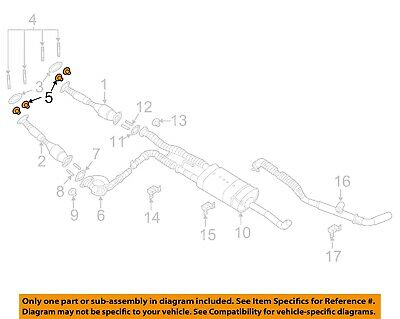 OEM QUALITY  EXHAUST FRONT PIPE FOR NISSAN GDN430