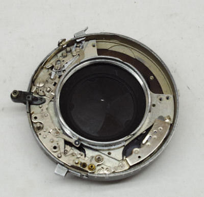 Synchro Compur #1 Shutter for Parts Only