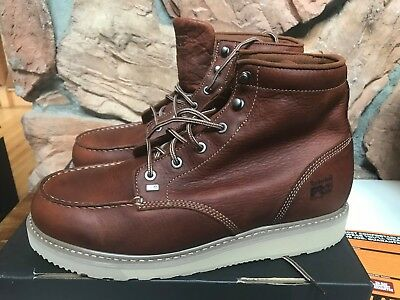 bdf7f98c277 TIMBERLAND PRO MEN S US 13 89647 Barstow Wedge Work Boot Brown ...