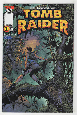 Tomb Raider: The Series #1 (Dec 1999, Image) [Choose One] Park or Finch Cover