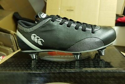 Canterbury Rugby Boots Prodigy JR Black Size UK Size 5, Ref S78