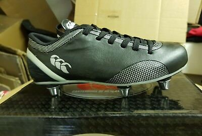 Canterbury Rugby Boots Prodigy JR Black Size UK Size 5.5, Ref S79