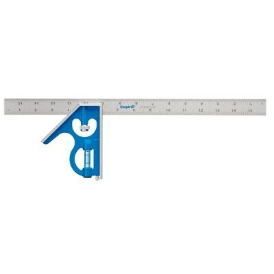 16 IN. CARPENTER Square Measure Straight Marking Tool Framing Steel ...