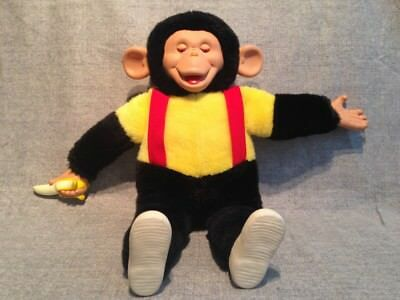 "Original Vintage 17"" Mr. Bim Zippy Chimp-Howdy Dowdy"