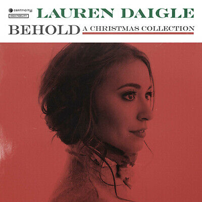 Lauren Daigle : Behold: A Christmas Collection CD (2016)