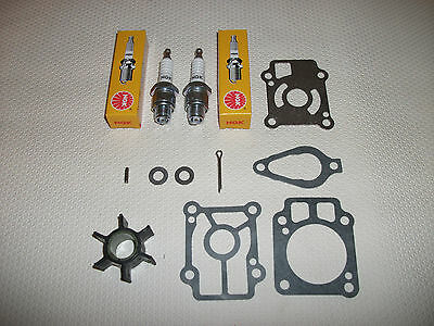 New Mercury/mariner D.i.y 25 &  30 Hp (Japanese) Outboard Service Kit.