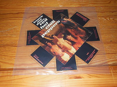 Red Hot Chili Peppers - Knock Me Down / Emi 7'' Picture-Shape-Single (Ex)