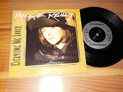 Maggie Reilly - Everytime We Touch / Uk Vinyl 7'' Single 1992 Mint-
