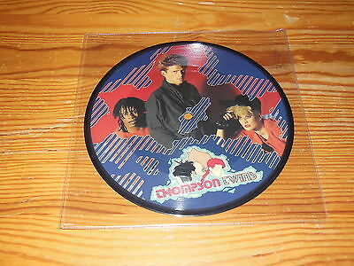 Thompson Twins - Hold Me Now / 7'' Picture-Single 1983
