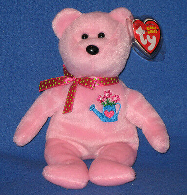 37b55b51027 TY MOTHERING the BEAR BEANIE BABY - MINT with MINT TAG - HALLMARK EXCLUSIVE