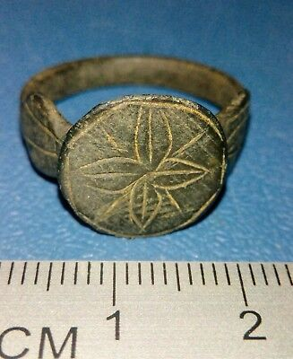 Old bronze Ring 16-17th century
