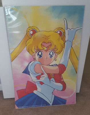 Sailor Moon Poster 36 x 24 Inches
