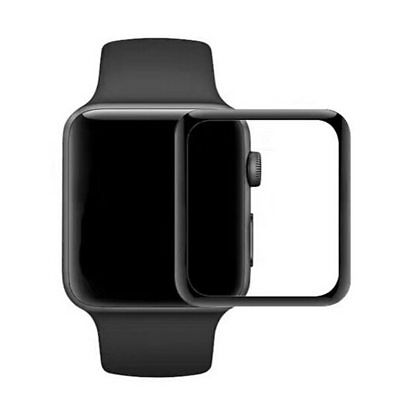Hot For Apple Watch Premium Slim Tempered Glass Film Screen Protector 42mm FZC
