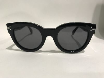 Celine CL 41040/S 807BN Black  Sunglasses Made in Italy Authentic