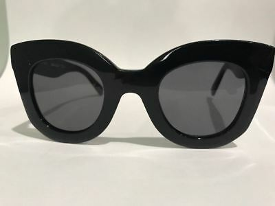 Celine CL 41093/S 807 BN Black Sunglasses Made in Italy Authentic