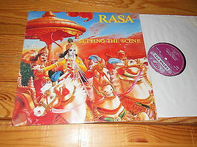 Rasa - Setting The Scene / Sweden-Lp 1980