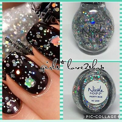 Nicole OPI Nail Polish Party Bus (Nl U09) Carrie Underwood