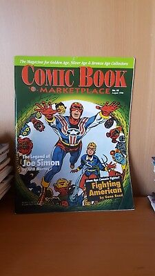 Comic Book Marketplace 62 Simon - Fighting American