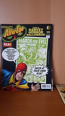Alter Ego #89 Harvey Horror