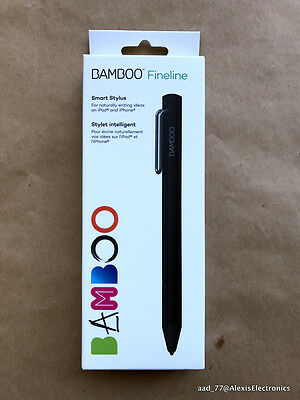 NEW BAMBOO FINELINE 3RD GENERATION SMART STYLUS FOR iPAD AND iPHONE BLUETOOTH